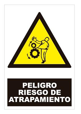 Foto de Señalización de advertencia
