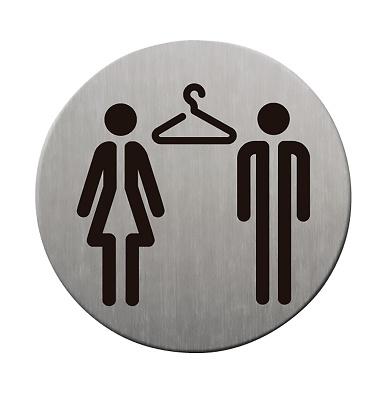 Foto de Placas informativas de vestuarios