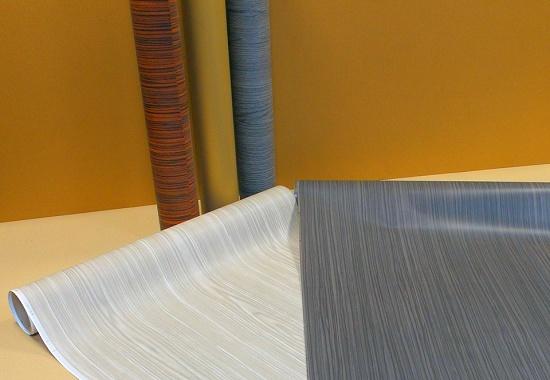 Foto de Folio PVC impreso para el sector de perfilería