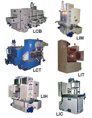 Foto de Tecnología y maquinaria para lavado, desengrase y tratamiento de superficies