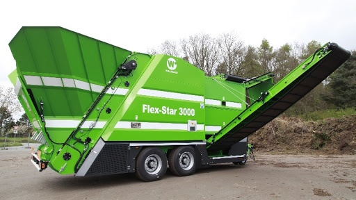 Foto de Cribadoras para residuos verdes