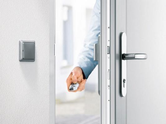 Foto de Cerraduras motorizada de puerta