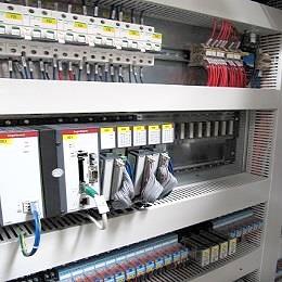 Foto de Equipos para el control de centrales hidroélectricas