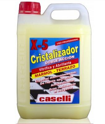 Foto de Cristalizadores amarillo