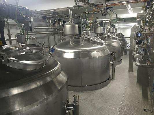 Foto de Mezcladores emulsionadores