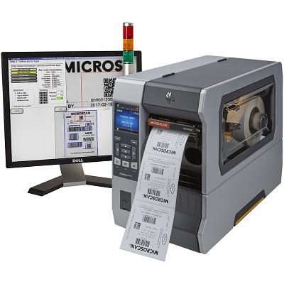 Foto de Software de inspección de calidad para etiquetas