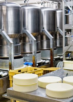Foto de Electroválvulas y válvulas para la industria agroalimentaria