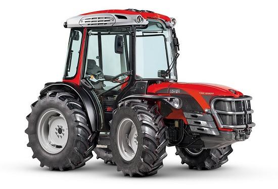 Foto de Tractor rígido reversible