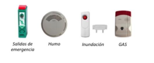 Foto de Detectores de alarmas