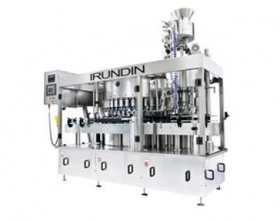Foto de Máquinas llenadoras de productos farmacéuticos