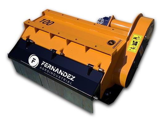 Foto de Trituradora de transmisión hidráulica