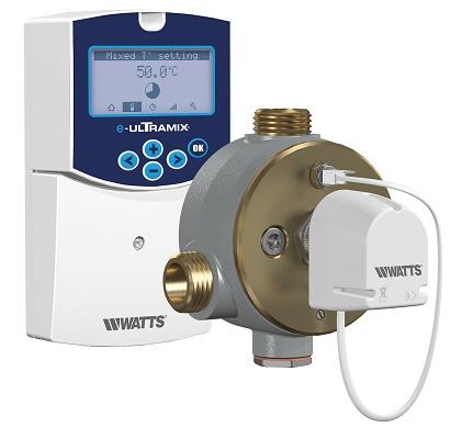 Foto de Válvulas mezcladoras de desinfección térmica