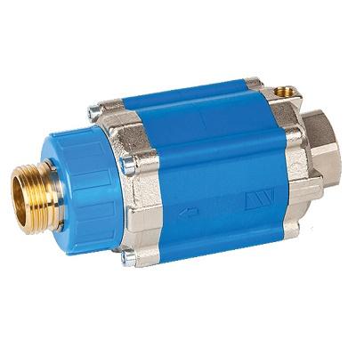 Foto de Válvulas de equilibrado para sistemas de calefacción por suelo radiante