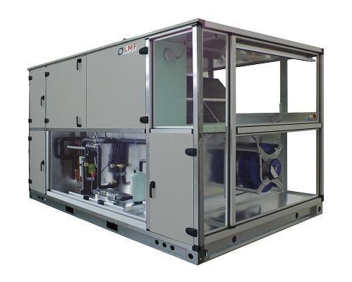 Foto de Unidades de recuperación de calor