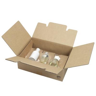 Foto de Cajas de cartón con protección de bloqueo