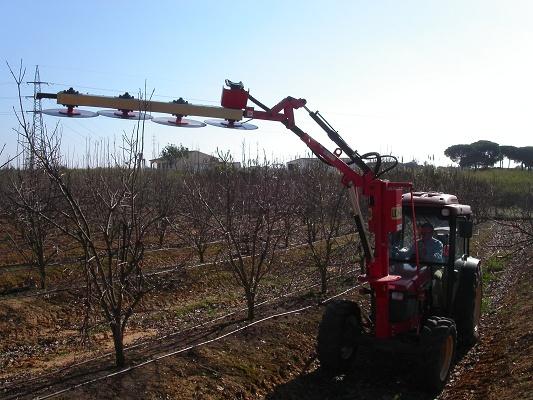 Foto de Prepodadora para árboles frutales y arbustos