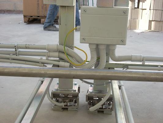 Foto de Sistema de pesaje silos
