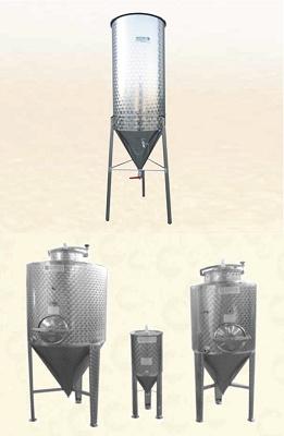 Foto de Depósito de fermentación
