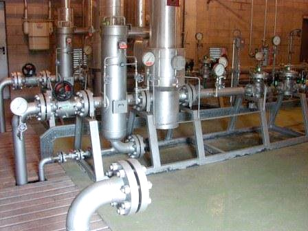 Foto de Armarios de control de gas