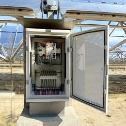 Foto de Sistemas de control campo solar (SCS)