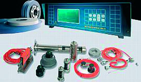 Foto de Sistema de medición y control