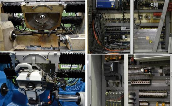 Foto de Renovación de maquinaria - retrofitting