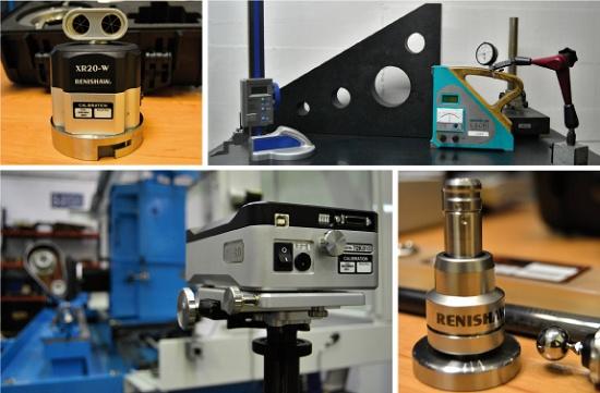 Foto de Servicio de verificación de maquinaria