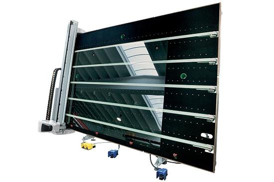 Foto de Mesas de corte para vidrio monolítico