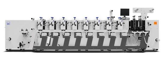 Foto de Máquinas de impresión flexo modulares