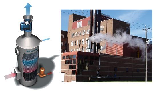 Foto de Recuperadores de energía para calderas industriales