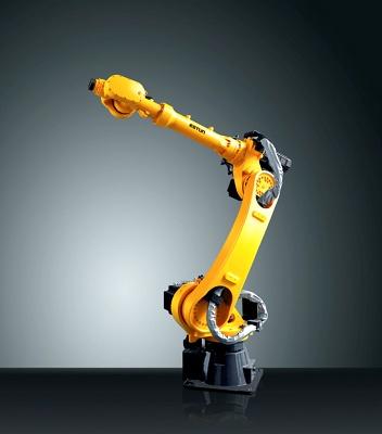 Foto de Robots industriales antropomórficos