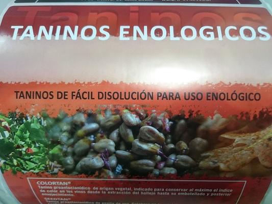 Foto de Taninos ecológicos