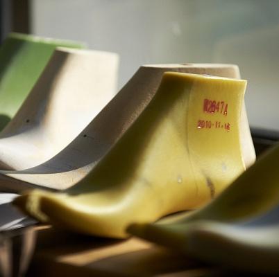 Foto de Mecánica y prototipado para el sector de calzado profesional