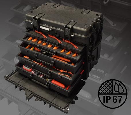 Foto de Maletas para transportar herramientas