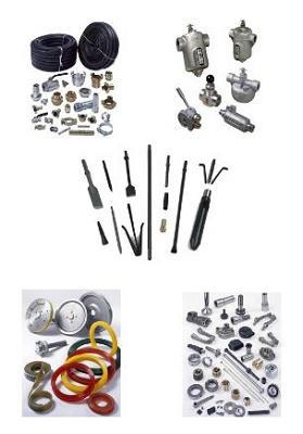 Foto de Complementos y material de perforación