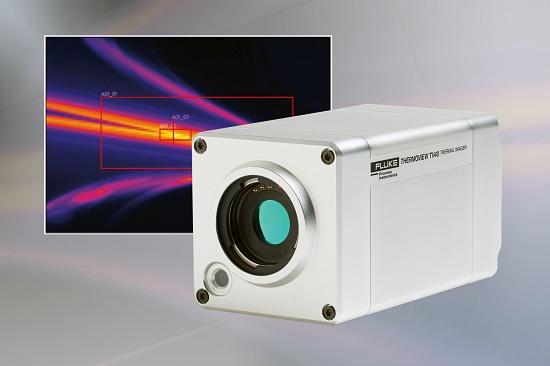Foto de Cámara termográfica de calidad industrial