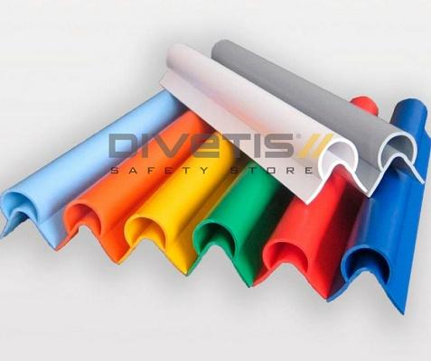 Foto de Esquineras de PVC flexible reforzada