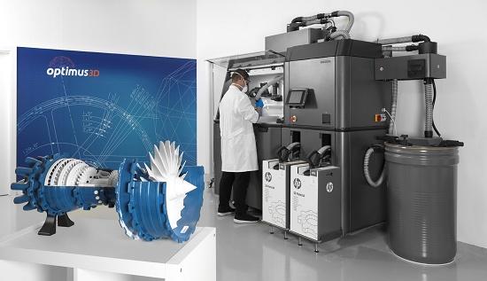 Foto de Ingeniería y fabricación aditiva de productos y utillajes funcionales
