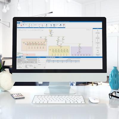 Foto de Software para el cálculo de instalaciones eléctricas de alta y baja tensión