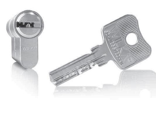 Foto de Bombillos de seguridad de llave reversible