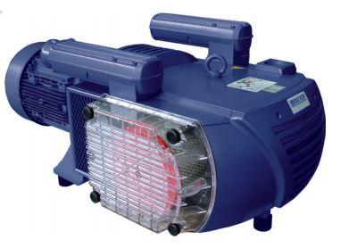 Foto de Compresores de paletas rotativas en seco