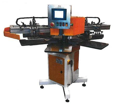Foto de Máquinas de serigrafía automática