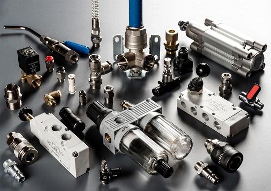 Foto de Componentes neumáticos