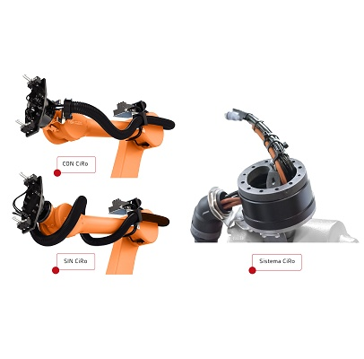Foto de Cambiadores de herramientas para robots