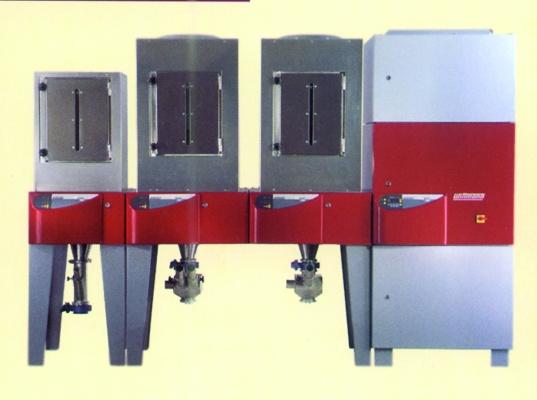 Foto de Secadores en batería y compactos