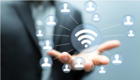 Foto de Redes wifi y seguridad digital para centros educativos