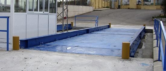 Foto de Básculas para vehículos
