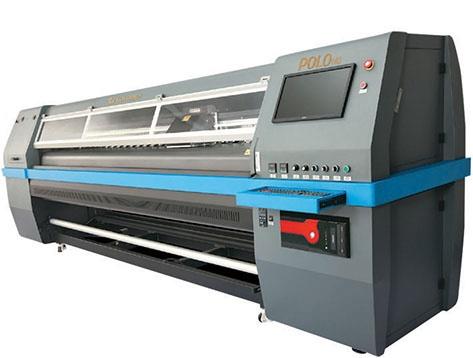 Foto de Impresoras industriales eco-solvente de gran velocidad