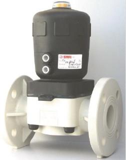 Foto de Válvulas de diafragma automatizadas