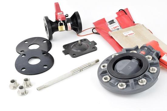 Foto de Componentes variados para válvulas